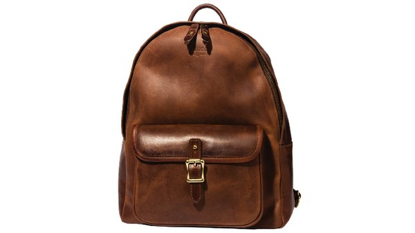 The Professors Pack A refined backpack