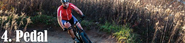 Lebanon Hills Mountain Bike Trails in Eagan