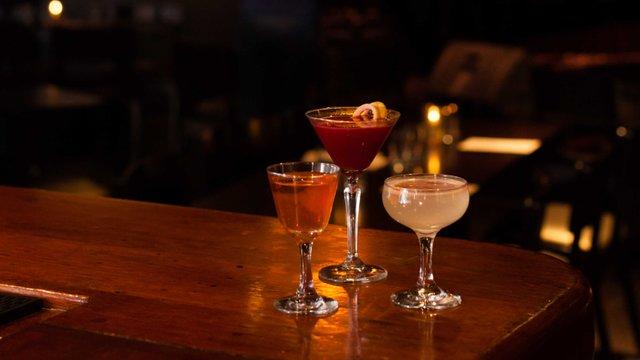 Vieux Carre Bar Restaurant Week