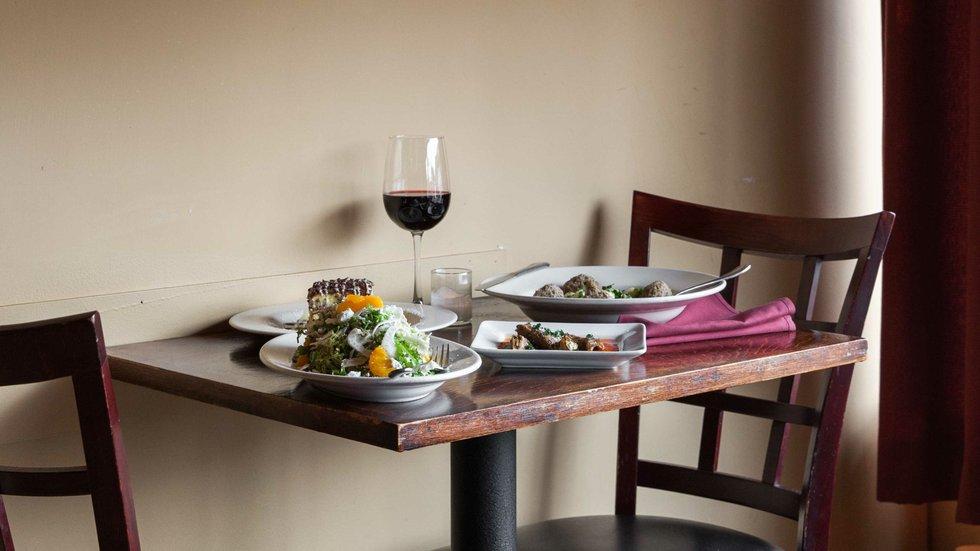 Marvelous Rinata Table Restaurant Week