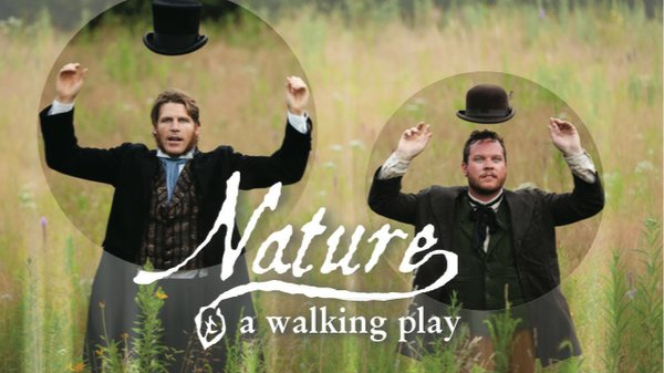 Three Rivers Park District | Nature A Walking Play