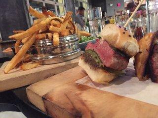 Rookery burger 2