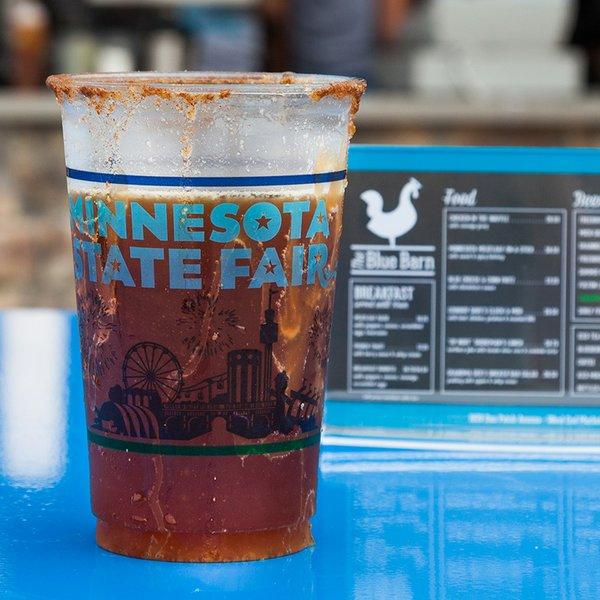 State Fair 2015: Carmel Apple Pi beer