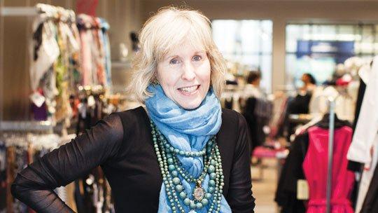 Nancy Shank, Dugo owner