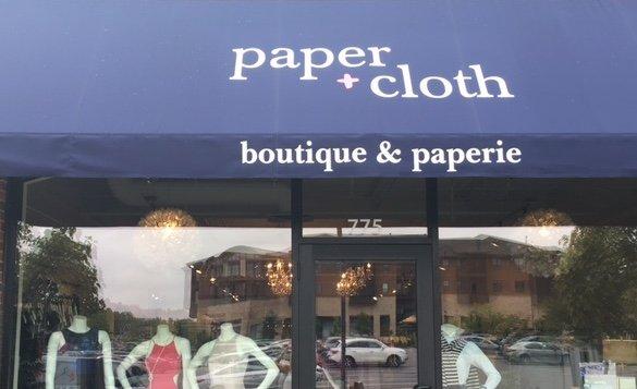 Paper + Cloth