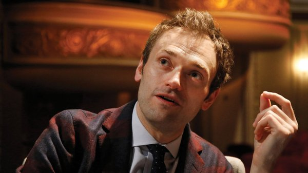 Chris Thile Interview