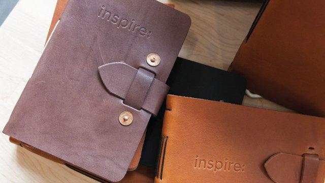 Inspire, wallet