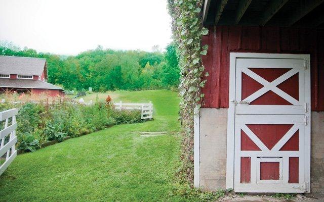 Seed Savers Exchange Heritage Farm in Decorah, Iowa