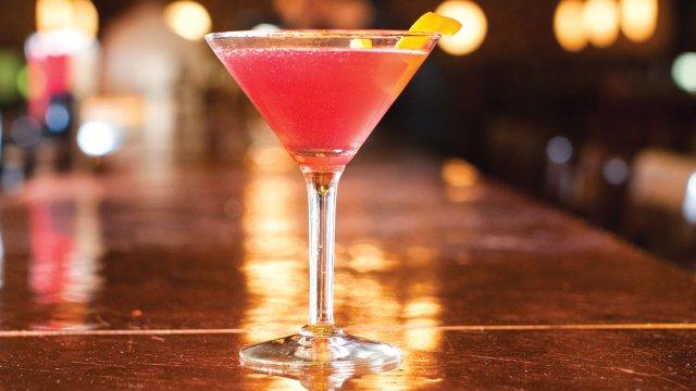 Martini at Monte Carlo
