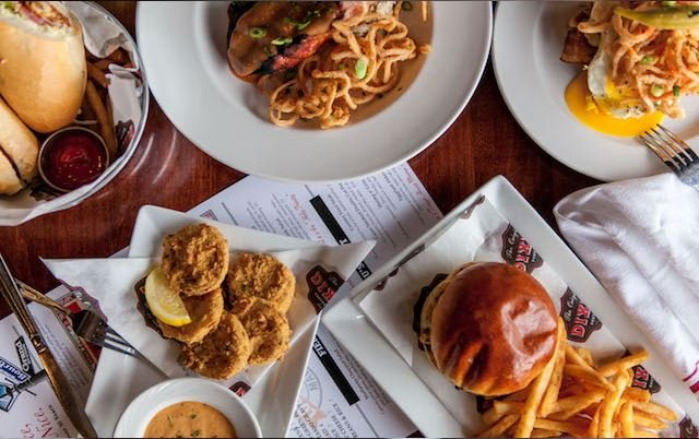 Dixie's on Grand Restaurant Week Oct16 02