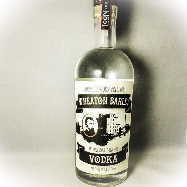 Loon Liquors vodka