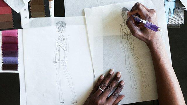 Fashionopolis 2016 Prince Fashion Sketch