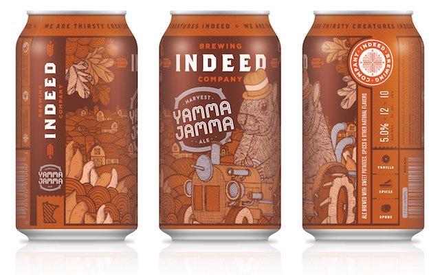 Yamma Jamma Harvest Ale