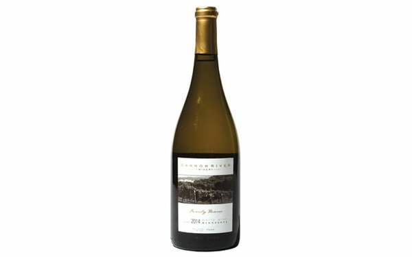 Cannon River Winery, 2014 Family Reserve White