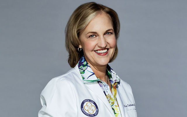 Lisa Erickson of the Center for Reproductive Medicine