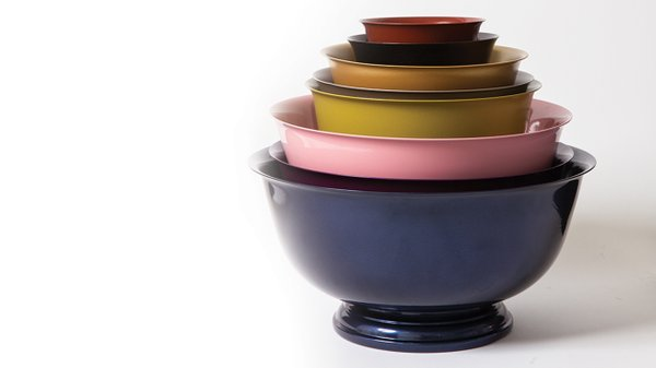 Moss's Revere bowls