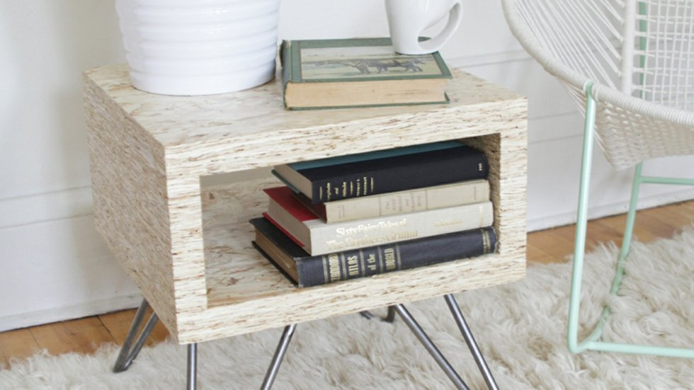 The best of twin cities home and design products 2016 for Plywood table hairpin legs