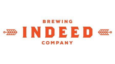 Indeed Brewing Company Logo - Sponsor