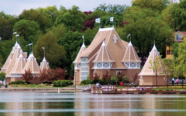 Lake Harriet Bandshell