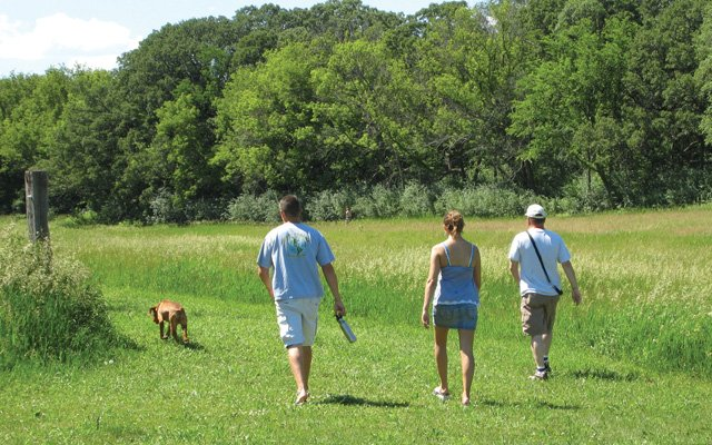 Woodbury's Dale Road Open Space and Off-Leash Dog Park