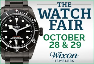 Wixon Jewelers Watch Fair 2016