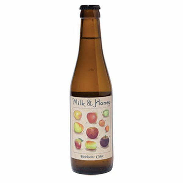 Milk & Honey Ciders Heirloom 2015
