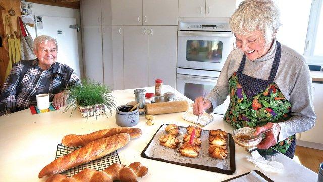 Beatrice Ojakangas, Minnesota cookbook author