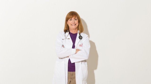 LuAnn Johnson, lead nurse practitioner at Hennepin County Medical Center