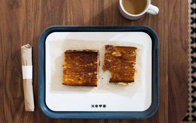 Bachelor Farmer Cafe sandwiches