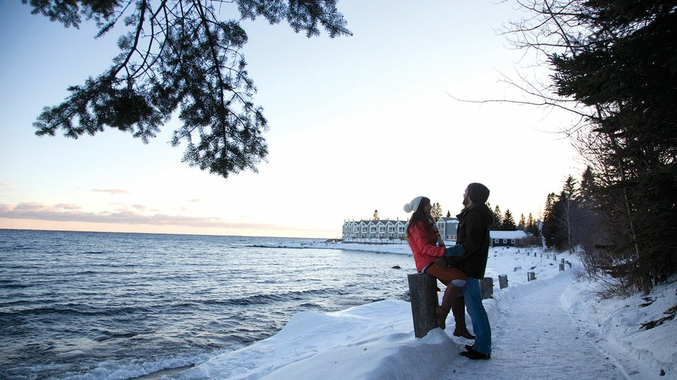 The best winter travel destinations mpls st paul magazine for Hot vacation spots for couples