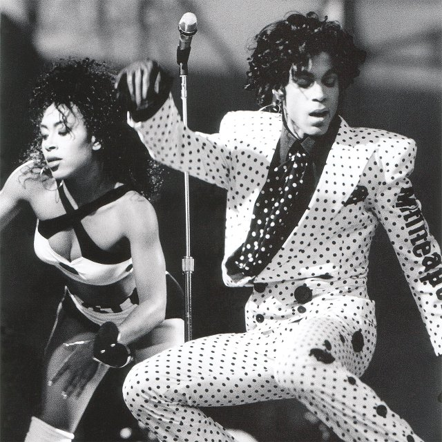 Prince and Cat Glover