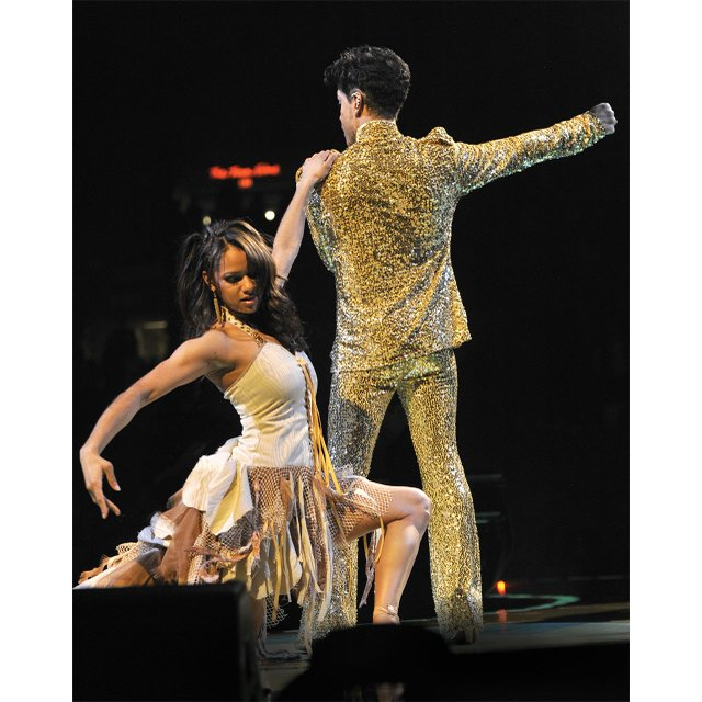 Prince and Misty Copeland