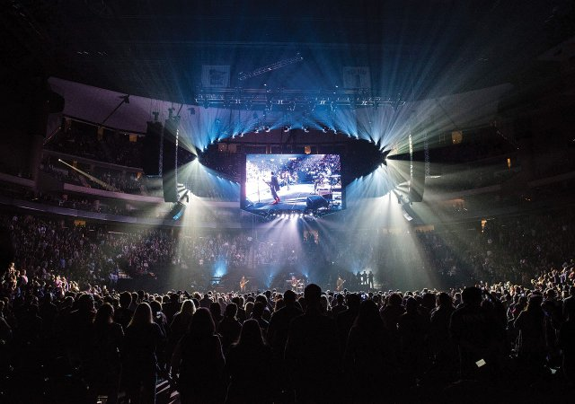 Prince Tribute at the Xcel Center
