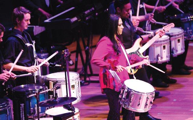Sheila E at Orchestra Hall