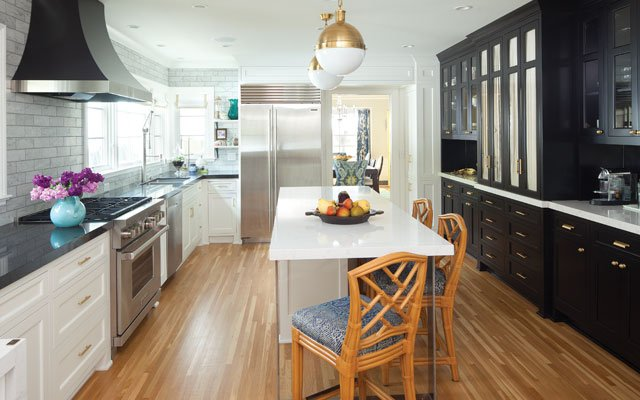 2014 ASID MN Showcase Home kitchen