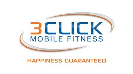 3CLICK Fitness Logo
