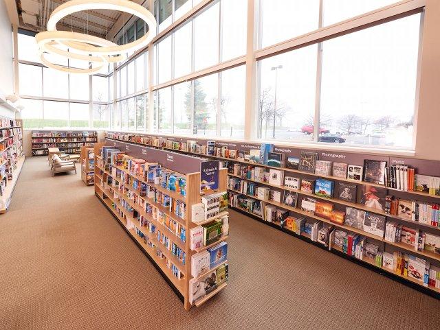 Barnes & Noble at the Galleria