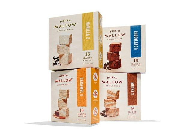 North Mallow marshmallows