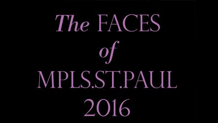 Faces of 2016