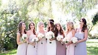 Bella Bridesmaids, dresses and fittings