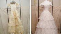 Treasured Garment Restoration, wedding dress