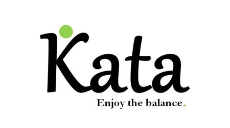Kata Organic Cafe + Fitness Boutique Logo