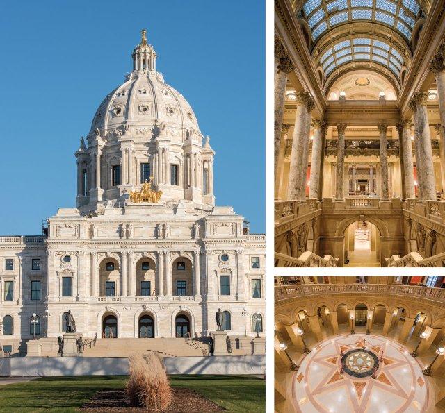 Minnesota State Capitol Redux