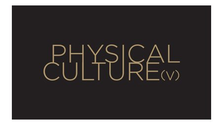 Physical Culture Logo