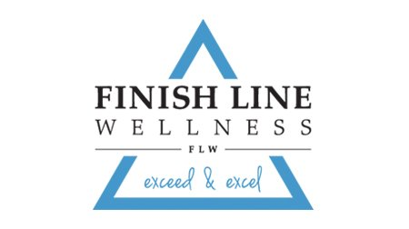 Finish Line Wellness Logo