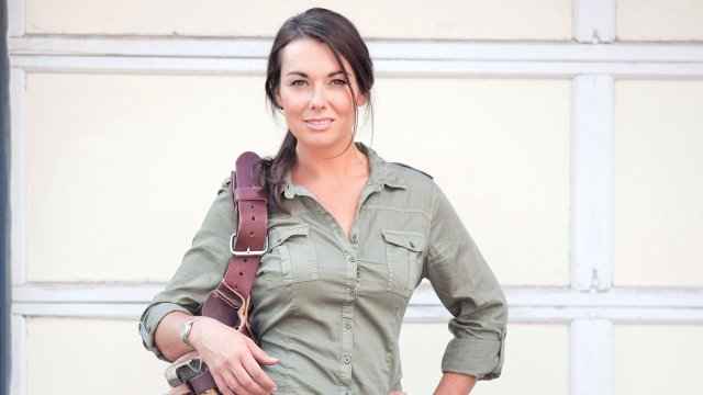 'Rescue Renovation' host Kayleen McCabe