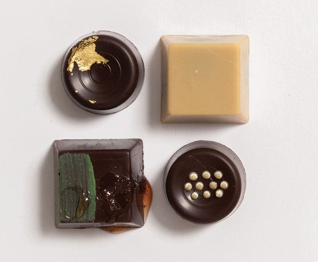 Chocolates from Mademoiselle Miel