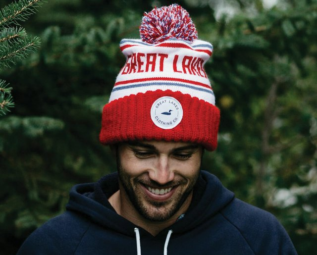 Great Lakes Clothing Co. hat