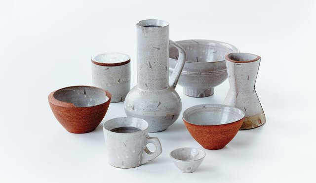 Ceramics by Adam Gruetzmacher