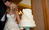 Wedding cake from Buttercream